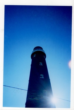 vickybadass:  dungeness lighthouse