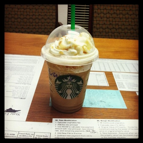 Frappy Hour! #starbucks
