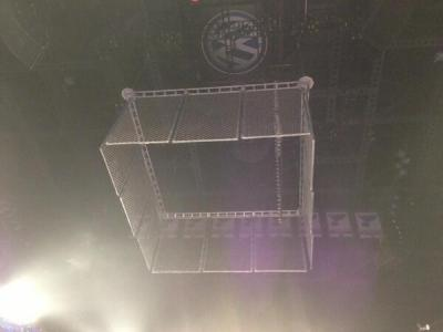 wwesource:  A newly designed steel cage will debut tonight at Extreme Rules.