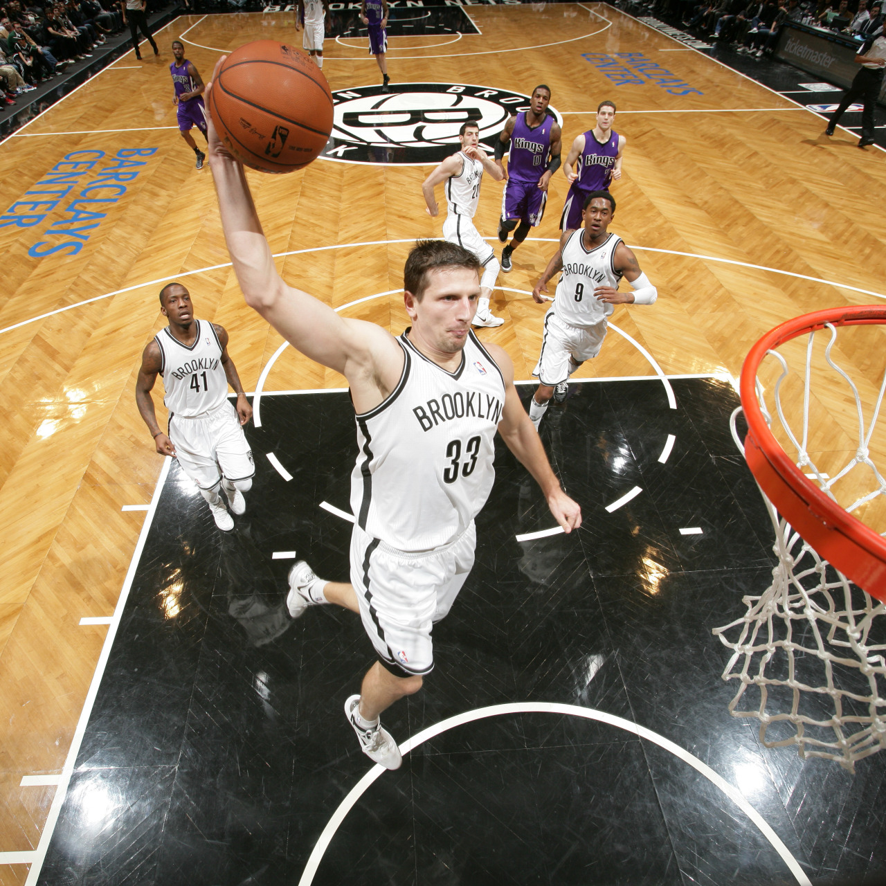 Mirza Teletovic is living out his dream of playing in the NBA, but it was no easy road to Brooklyn. WATCH the latest webisode of 'The Association' and learn how his upbringing in Bosnia Herzegovina helped to mold the player and person that he is today:http://on.nba.com/Vr5UZv