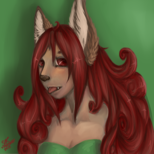 Full version of the new icon… messing around with digital painting techniques