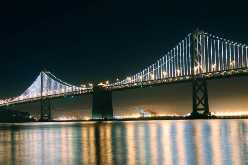 SF Bay Bridge  Submitted by : Submitted by : Eric Banuelos