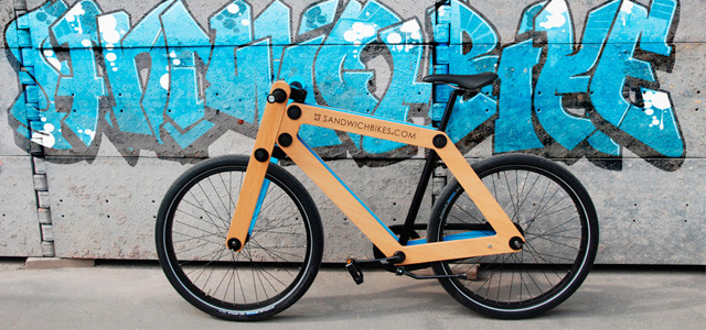 From the Netherlands, wooden flatpack bike can be assembled by anyone Regular readers of Springwise may remember Israeli entrepreneur Izhar Gafni's USD 15 cardboard bicycle, a more eco-friendly version of the two wheel vehicle. Now the adopted home of the bicycle – the Netherlands – has produced Sandwichbikes, whose wooden frame can be assembled just like flatpack furniture. READ MORE…