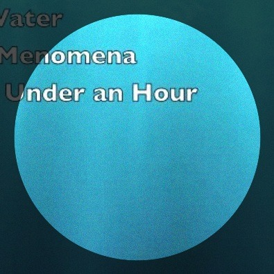 'Water' by MenomenaThree songs on this album, which is intended to be a soundtrack to an imagined film. This is good stuff.