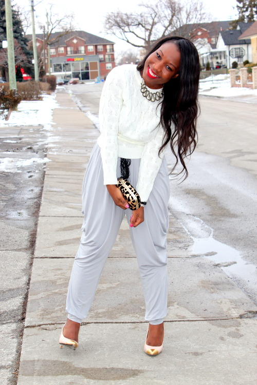 blackfashion:  Brenda, 22, Toronto http://canneverbeaskinnybish.blogspot.ca/