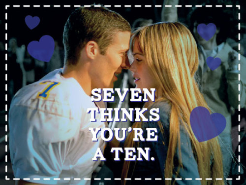 Happy Valentine's Day from Friday Night Lights.
