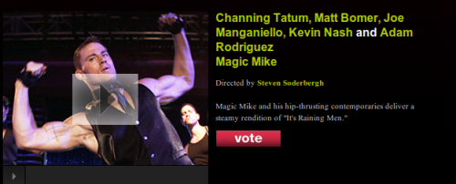 MTV Movie Awards - Vote Best musical moment