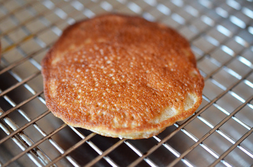 Cinnamon and Coconut Paleo Pancakes by Michelle Tam / Nom Nom Paleo http://nomnompaleo.com