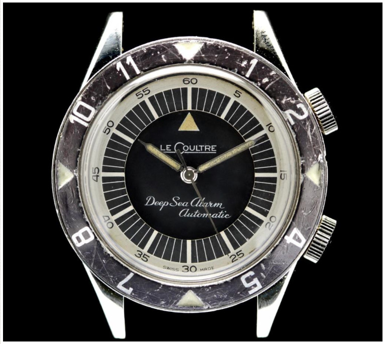 LeCoultre  You do not want a Rolex.