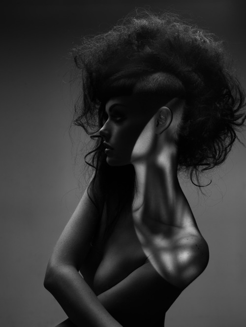 Photography: Peter Coulson  Model: Alice Kelson Vicious Models  Make-up: Joanna Blair  Hair: Peter Gioutsos