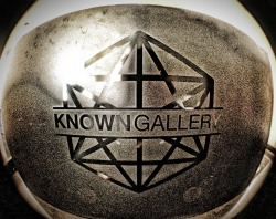 Known Gallery on Fairfax Ave., Los Angeles CA  shot w. Mobi-Lens fisheye lens + iPhone 5