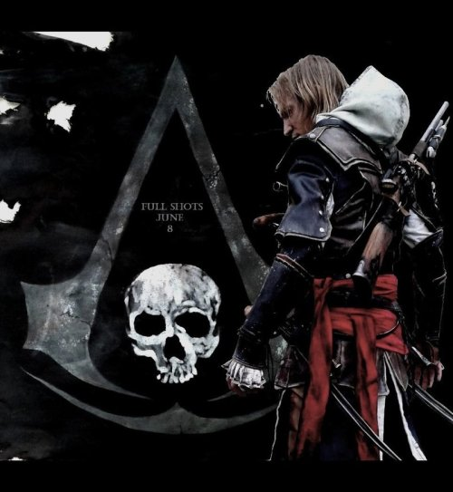 promised-land:  darksnowflakes:  COSPLAY - AC IV - Edward Kenway, coming june 8th by *RBF-productions Rick Boer! asdfghjkl!!!!! O_O  ヽ(°◇° )ノ ヽ( °◇°)ノ