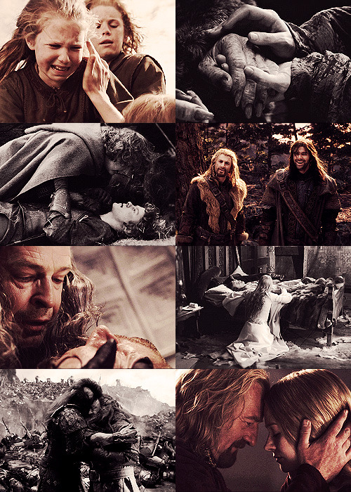 kat-oakenshield:  tolkien + family requested by  fulloftemptations