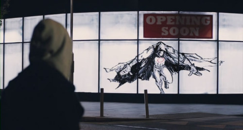 Death of a Superhero (2011) - Ian Fitzgibbon