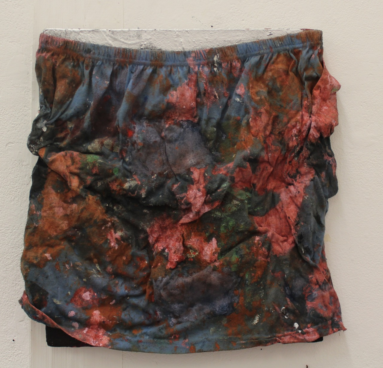 Monet Shorts Old painting shorts on board