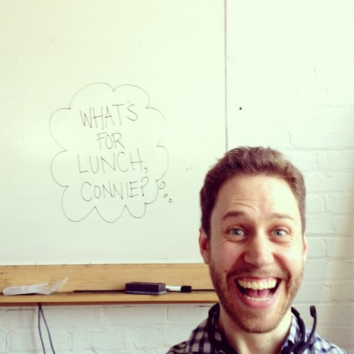 This is the big question of the moment. #toronto #lunch (at Centre for Social Innovation)