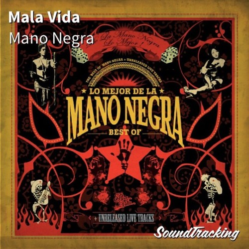 "Original Gypsy Punks. #NowPlaying ♫ ""Mala Vida"" by Mano Negra 