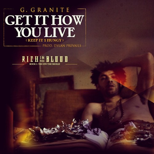 "Check out my New Song ""Get it How You Live"" produced by @dylanprevails search the web or go to Bringing Down The Band or HeavyGunBlog"
