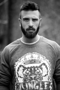 beardsftw:  vikingposts:  Positive Outlook Clothing Model: Daniel Hayes Photographer: losenone  [[ Follow BeardsFTW! ]]