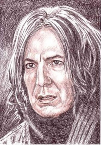 severus-snape-my-eternal-prince:  Artwork by Facenna