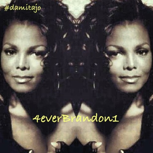 #damitajo #janetjackson #janetfam #jdj #discipline #janetfana #janetroops #instaperfect #instagood @janetjackson love you so much and miss u a lot ❤😘😍💋✨😉
