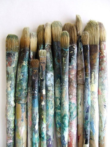 whogivesacrapwhatmyusernameis:  How paint brushes should look