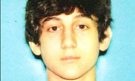 """My son is a true angel. Dzhokhar is a second-year medical student in the US. He is such an intelligent boy. We expected him to come on holidays here.""  Dzhokhar Tsarnaev, 19, has been identified as the surviving suspect in the Boston Marathon blast. Tsarnaev's father, Anzor, told the Associated Press his son was a smart and accomplished young man. via the Guardian"