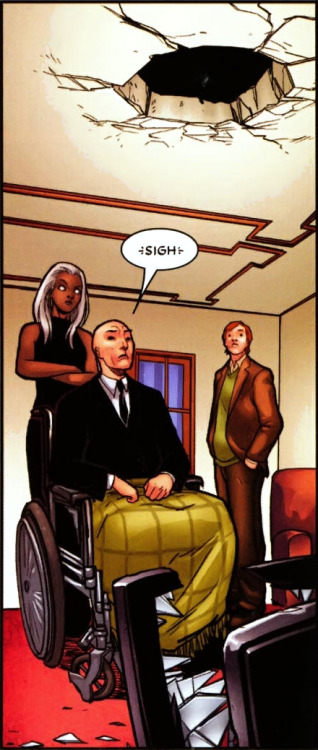 bedabug:  I feel like this sums up everything about the X-Men rather perfectly