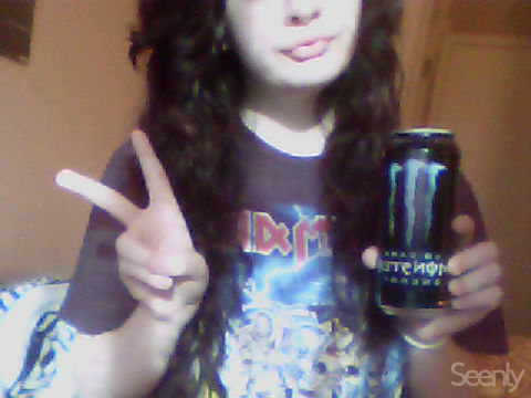 *arrives 15 minutes early with monster* #swag