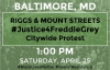 Fergusonresponse baltimore md sat apr 25 @nubianbrothaz