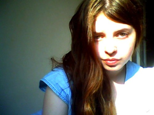 sunshine and no make up = a bit of good lightning and i am a princess