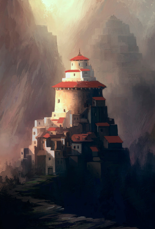 theartofanimation:  Andreas Rocha