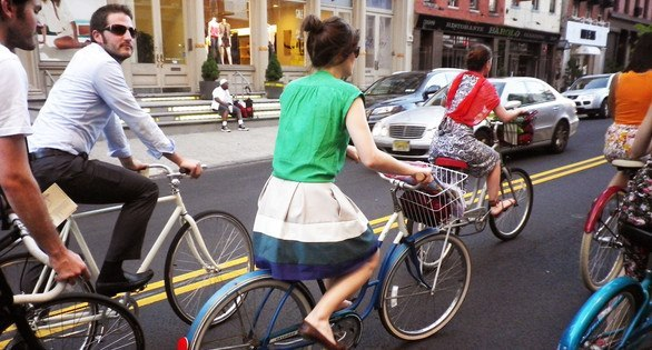 thisbigcity:  Want more studies and data on bike lanes improving local economies? You got it.   I need a bike.