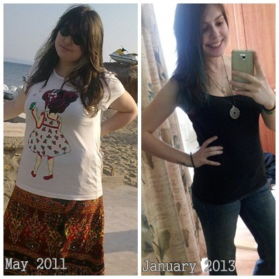 before-and-after-pictures:  62 Lbs lost. It's been quite difficult but I'm not done yet.  Pesceterian. I work out 4 times a week for 50 mins and do yoga every morning. I don't count calories but I'm very careful with what I eat. I've also quit smoking during my journey. This is my lifestyle now and I'm never going back. :) Height: 166 cm HW: 194lbs-88kg CW: 132lbs-60kg  http://health-and-curves.tumblr.com/