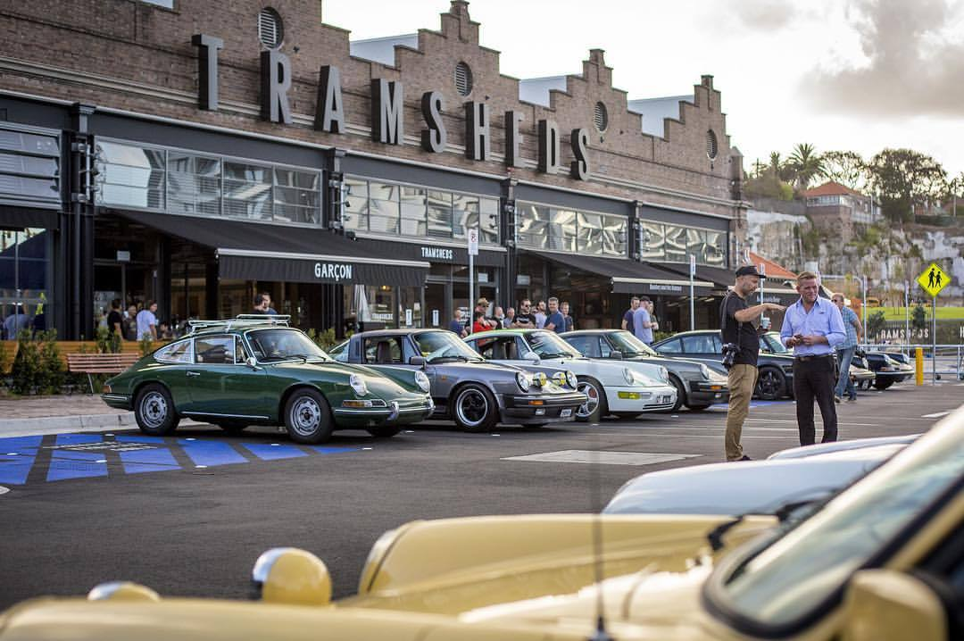 It's amazing how many people can be available in short notice for the right event. Great morning organised by @the_escape_road catching up with the usual suspects #aircooled #porsche #treffen