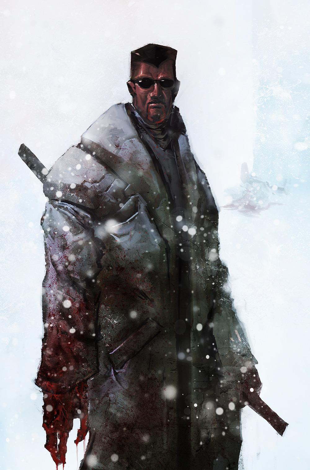 Bladeby Aaron Nakahara