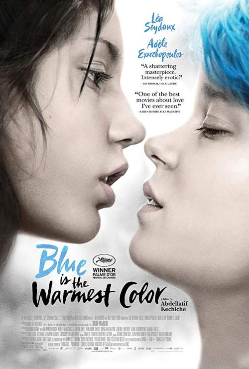 Blue is the Warmest ColorIMDB - 7.7İzle / Watch #film#movie#french movie #blue is the warmest color #abdellatif kechiche #la vie dadèle #léa seydoux#adèle exarchopoulos #mavi en sıcak renktir  #winner palme dor #2013