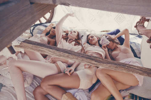 wildfox:  Resolution # 20 Sleep outside
