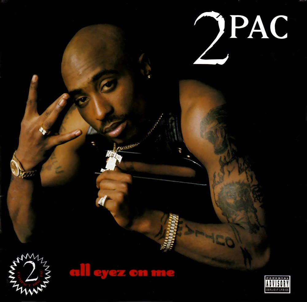 BACK IN THE DAY |2/13/96| 2pac released his fourth album, All Eyez On Me, on Death Row/Interscope Records.