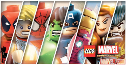 WARNER BROTHERS ANNOUNCES A MARVEL SUPERHERO LEGO GAME!