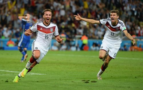 BREAKING: Germany wins the World Cup 2014! Here's the brilliant goal that won them the game.
