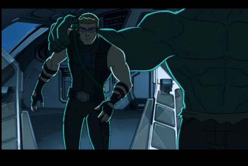 gingerhaze:  THE FIRST EPISODE OF AVENGERS ASSEMBLE IS ONLINE I…THINK THEY JUST WON ME  I'm halfway through and I'm liking it.