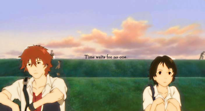 :.Time Waits for No One.: by ~scara-chan on deviantART on We Heart It - http://weheartit.com/entry/11231766/via/maakotonana   Hearted from: http://scara-chan.deviantart.com/art/Time-Waits-for-No-One-86498212?q=favby%3Aleaviel%2F1290335&qo=11