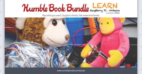Humble Book Bundle: Learn Raspberry Pi + Arduino