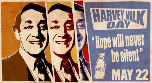 gaywrites:  Happy birthday, Harvey. Thanks for everything.  Harvey Milk Day 2013