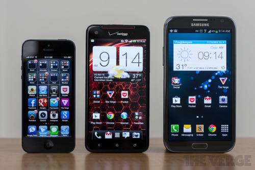 Less is more: there's an iPhone-sized gap in the Android phone market Ask me to name the best mobile operating system out there and my answer would be Android. Ask me to name the best phone, however, and I'd say the iPhone. The reason for my seemingly bipolar preferences can be conveyed in the form of a simple truism: size does matter.
