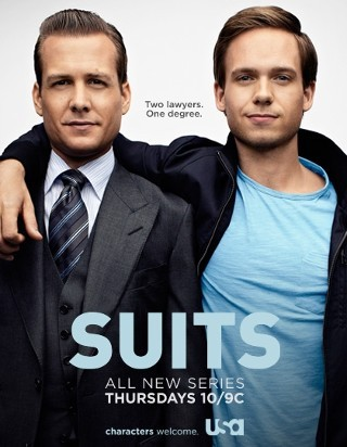 "I'm watching Suits    ""Last season was amazing i have to start watching again thanks seth :)""                      4845 others are also watching.               Suits on GetGlue.com"