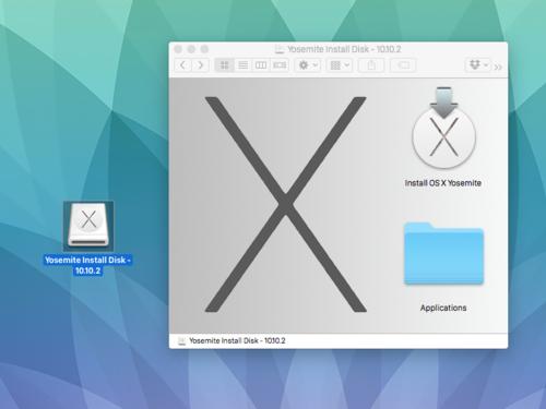 how to make mac os x yosemite bootable usb