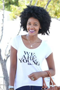stuurmanstylediary:  BLOGGED: FUN, We Are Young featuring fresh face @ROXCizzle. Cc @MrPriceFashion @henryholland #streetstyle #freshface