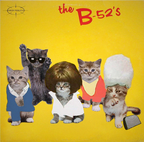 thekittencovers:  The K-52's  more like the B fifty-cutes sorry. that was terrible.